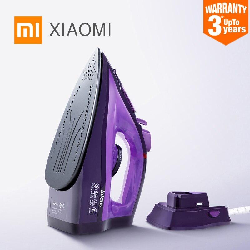 Xiaomi Lofans YD-012V fer à vapeur électrique sans fil pour vêtements générateur de vapeur fers de route repassage multifonction réglable