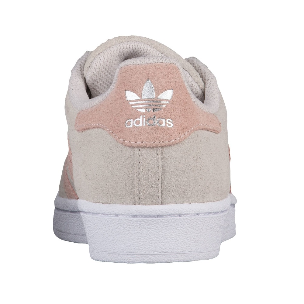 cheaper 69034 56fc1 BZ0360 WOMAN adidas superstar shoes gray and pink sneakers-in Running Shoes  from Sports   Entertainment on Aliexpress.com   Alibaba Group