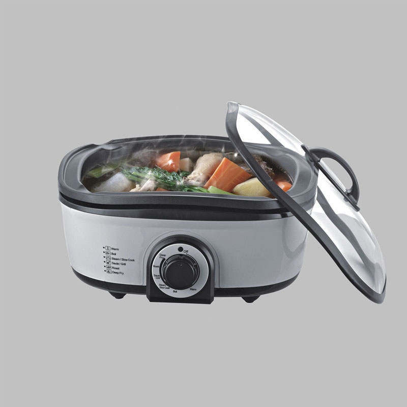 8-in-1 Crockpots 5L Kitchen Appliances Small Multivarka 220V Robot Cooking Machine New...