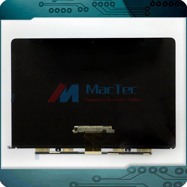 """2016 2015 New 12"""" LCD screen 2304X1440 LSN120DL01-A01 for Apple Macbook Retina 12 inches A1534 LCD Screen Glass MF855 MF865"""