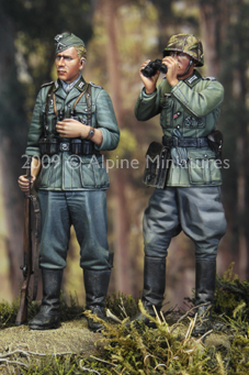 1:35   German Infantry Set (2 Figures)