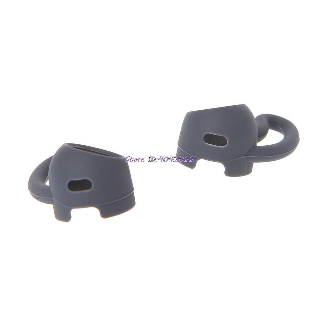 2 пары замена силиконовые повязки ушной крючок для Beatsx Urbeats Тур наушники