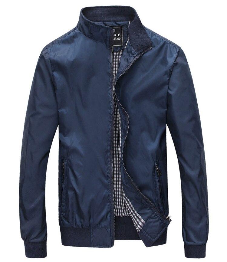 Herbst Jacke Männer Mantel Herren Jacken und Mäntel Winter Chaquetas Hombre 2018 Veste Blouson Homme Slim Fit Casual Kleidung