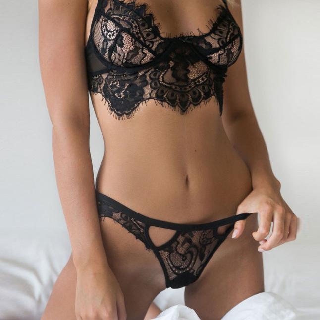 2Pcs/Set Women Sexy Lingerie Sleepwear Babydoll Chemise Porno Sex Underwear Dress Transparent Haltter Erotic G-String Costumes