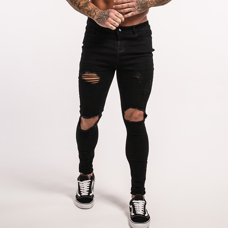 gingtto-mens-skinny-jeans-black-ripped-stretch-ripped-repaired-zm25-19