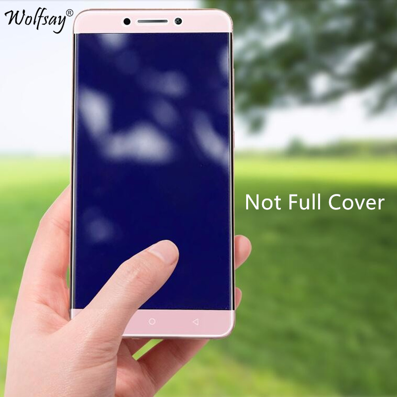 Image 2 - 2PCS Tempered Glass Leeco Cool 1 Screen Protector For LeRee Le 3 Glass Anti Explosion Film For Leeco Coolpad Cool1 Leeco Cool1-in Phone Screen Protectors from Cellphones & Telecommunications