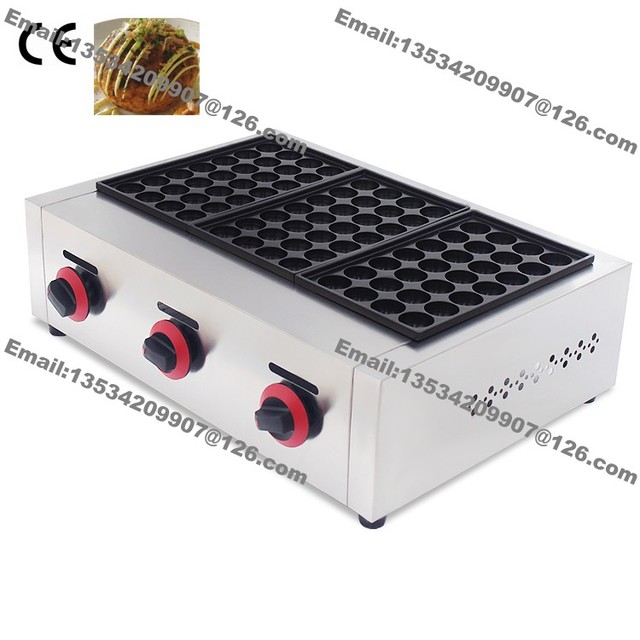 Takoyaki Grill Octopus Ball Small Waffle Home Appliance Cooker Grill Hot Plate
