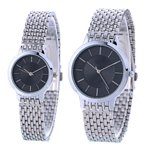 Lovers Watches Couple Luxury Fashion Business Full Steel Men