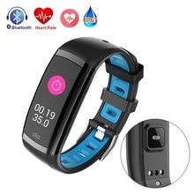 Color Screen Smart Bracelet CD09 Blood Pressure Heart Rate Monitor Watch Intelligent Wrist Fitness Tracker Smartband Wristband