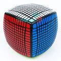 MOYU 13 Camadas 13x13x13 Cube Velocidade Enigma Cubo Mágico Cubo magico Brinquedos Educativos (136mm)