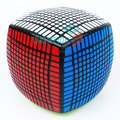 MOYU 13 Layers 13x13x13 Cube Speed Magic Cube Puzzle Educational Cubo magico Toys (136mm)
