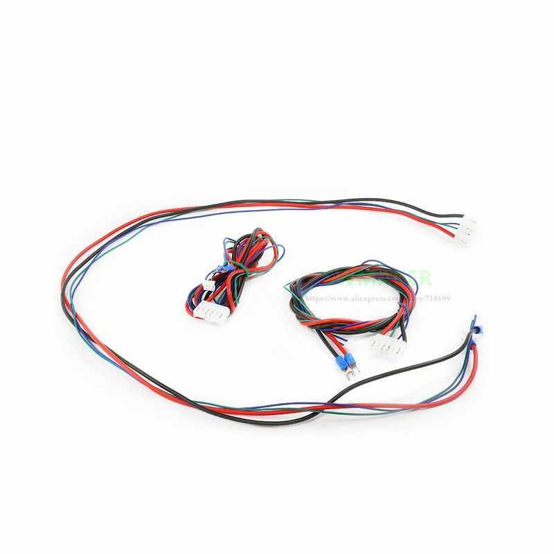 1 Pcs Anet A6/A8 Sarang Kabel Upgrade MK3 Ranjang Hangat untuk Mendel Rep Rap I3 Anet A8 3d Printer ranjang Hangat Kabel