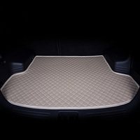 dedicated car trunk for Great Wall M4 H1 M1 H6 C30 C50 Harvard carpets waterproof non slip rugs no odor pads