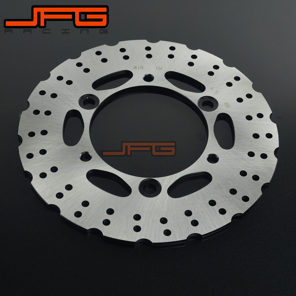 220MM Rear Brake Disc Rotor for Kawasaki Ninja250 Ninja300 Ninja 250 300 Z250 Z300 SL EX250 EX300 13 14 15 купить в Москве 2019