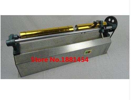 2019 équipement de blocage d'or de Machine de découpe de papier d'aluminium électrique de estampillage chaud