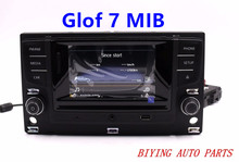 Original Golf 7 MK7 VII Radio MIB MIB-G Standard System Support Bluetooth Car Info 5GG 035 280
