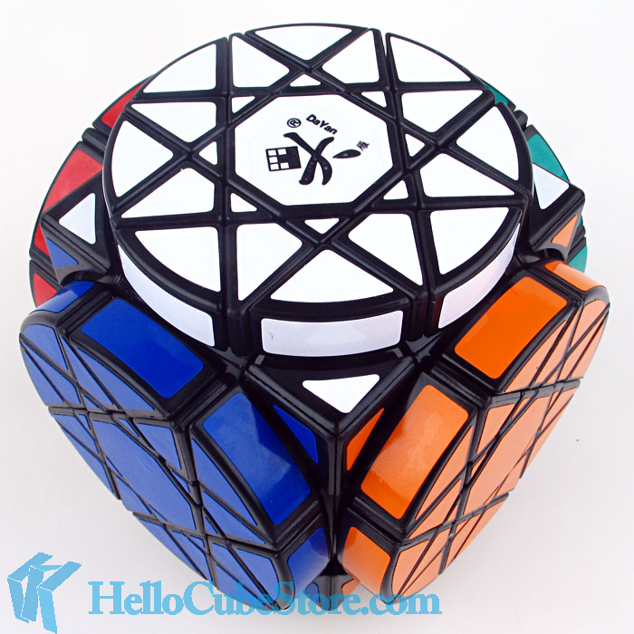 Dayan Puzzle Cube Wheels Of Wisdom Magic Cube Puzzle Gem Twist Spring Collect Puzzle Cubo Magico Learning Education Toys Gift