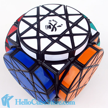 Dayan Puzzle Cube Wheels of Wisdom Magic Cube Puzzle Gem cube Twist Spring Speed Puzzle Cubo