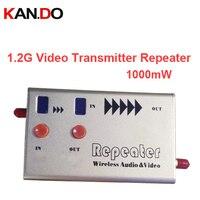 1G 1.1G 1.3G 1 W CCTV transferu serwera przekaźnikowe repeater repeater 1.2G drone nadajnik bezprzewodowy wideo repeater dla FPV wideo audio