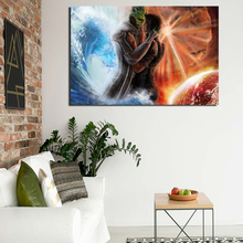 Mass Effect Thane HD Canvas Painting Prints Living Room Home Decor Modern Wall Art Oil Posters Salon Pictures Framework