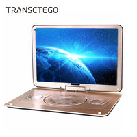 DVD HD Player Portable EVD Player 18 Inch With A Small TV With T Card USB