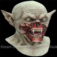 DHL Free shipping Kurten Mask Vampire of Dusseldorf Serial Killer Realistic Death Nosferatu Horrible Zombie mask Ghost Scary Toy