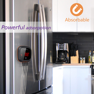 Image 5 - Ibt 2X 4XS 6X 3 Soorten Voedsel Koken Bluetooth Draadloze Bbq Thermometer IBT 2X Probes & Timer Voor Oven Vlees Grill gratis App Controle