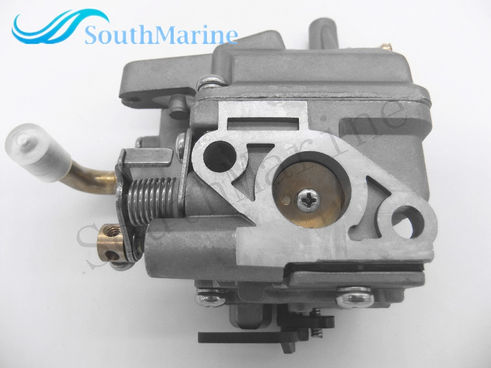 Outboard Motors F2.6-04000200 Carburetor Assy for Parsun HDX Makara 4-stroke 2.6hp F2.6 Boat outboard motors starter assy f8 05050000 for parsun hdx f8 f9 8 4 stroke