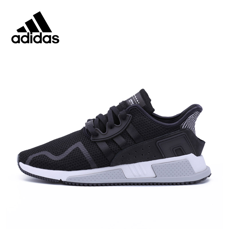 premium selection b607c bfb8d Official Original Adidas Originlas EQT Cushion ADV Breathable Men's Running  Shoes Sports Sneakers Comfortable Stability BY9506