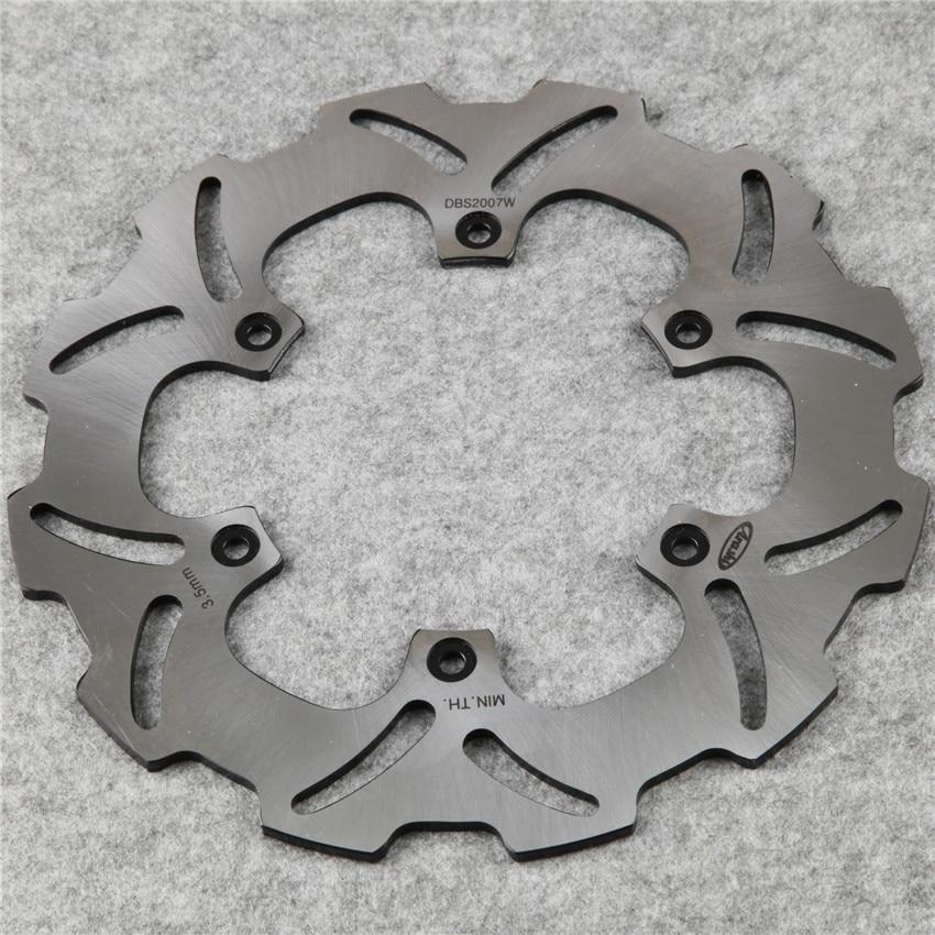 Rear Brake Disc Rotors For Yamaha WRF 426 2001 YZF 426 2000-2001 YZF 250 2001 WRF 250 2001 Moto Accessories neo chrome rear lower control arm lca for honda civic 2001 2005 e2c