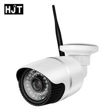 HJT HD 720P Micro SD Card Wireless Wifi IP Camera IR Night Vision Surveillance CCTV Outdoor
