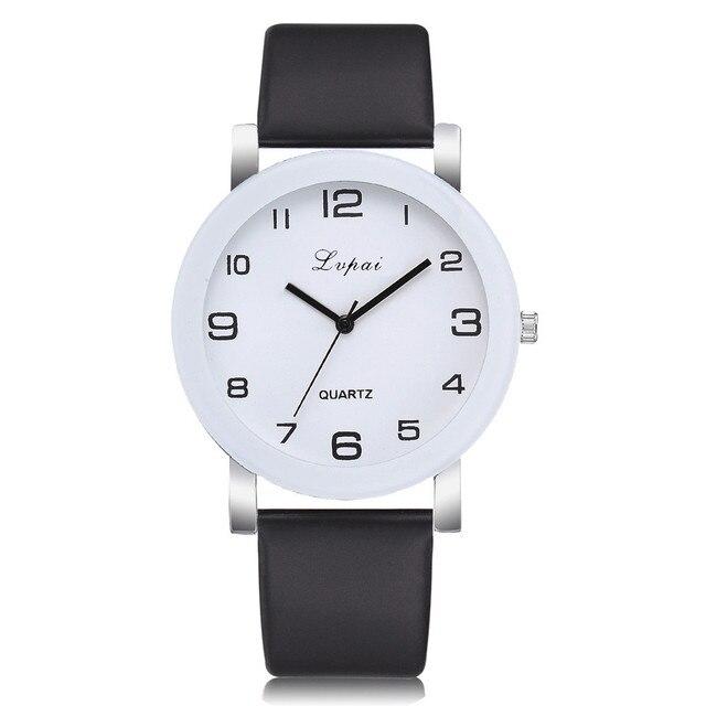 2019 New Lvpai Brand Quartz Watches For Women Luxury White Bracelet Watches Ladi