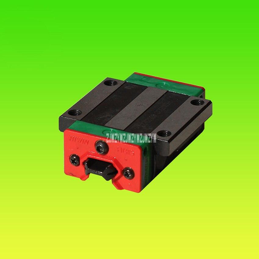 Новое Прибытие линейное руководство площади открыть слайдер Тип, линейные направляющие HGR20 6шт HGR20 -L1500mm рельса +12шт HGH20CA узкие блоки