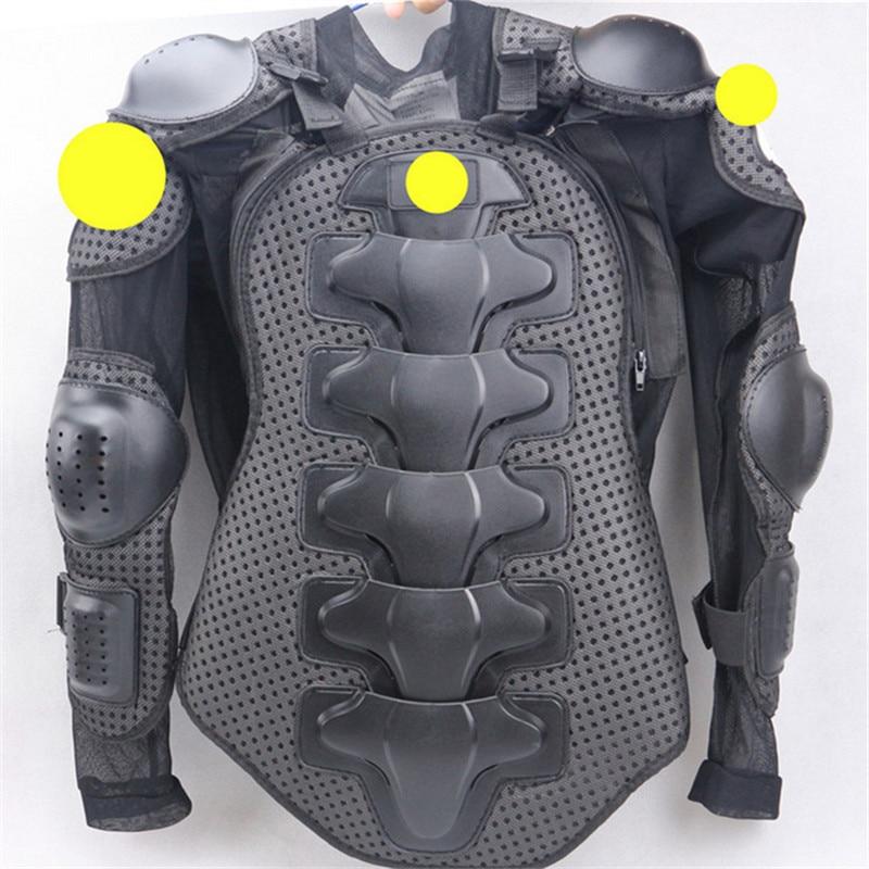 Men Women Rider New Motorcycle Body Armor Professional Motor Cross Jacket Downhill Mountin Bike Protection Clothing 1