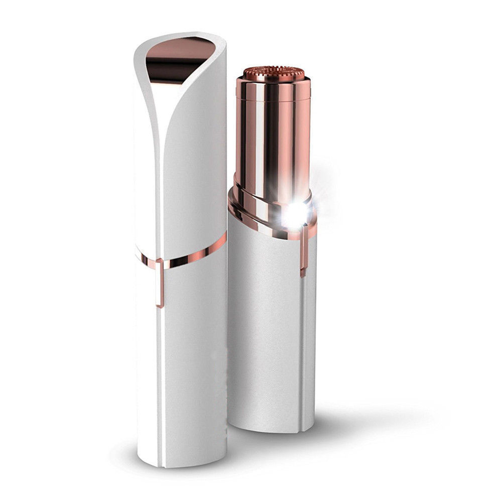 1Pc New <font><b>Lady</b></font> Face <font><b>Hair</b></font> Shaver Lipstick <font><b>Manual</b></font> Women Epilator Tools <font><b>Razors</b></font> For Shaving For All Body Parts <font><b>Hair</b></font> <font><b>Remover</b></font>