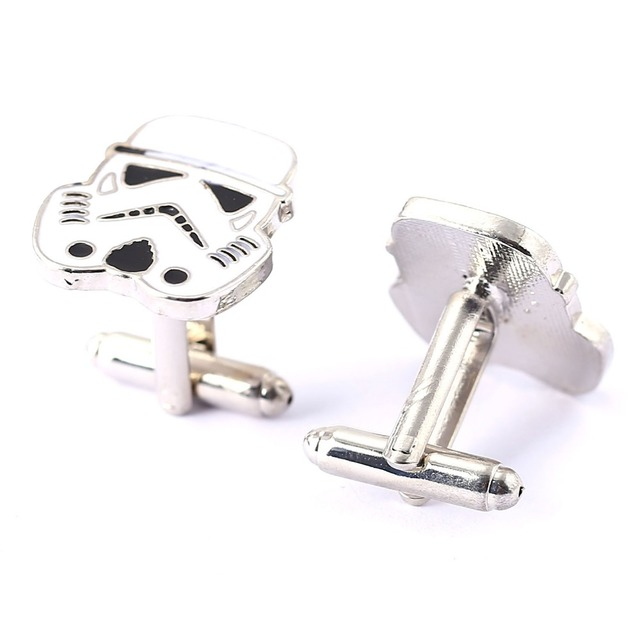 Stormtrooper Star Wars Cufflinks Shirt