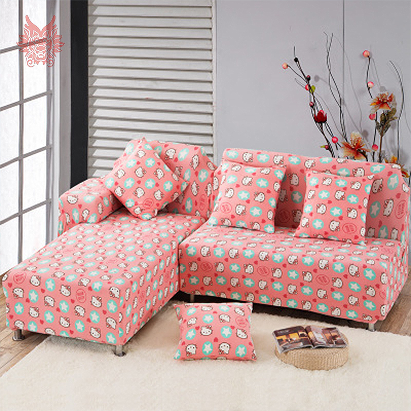 Online Get Cheap Pink Sofa Cover Aliexpress Com Alibaba