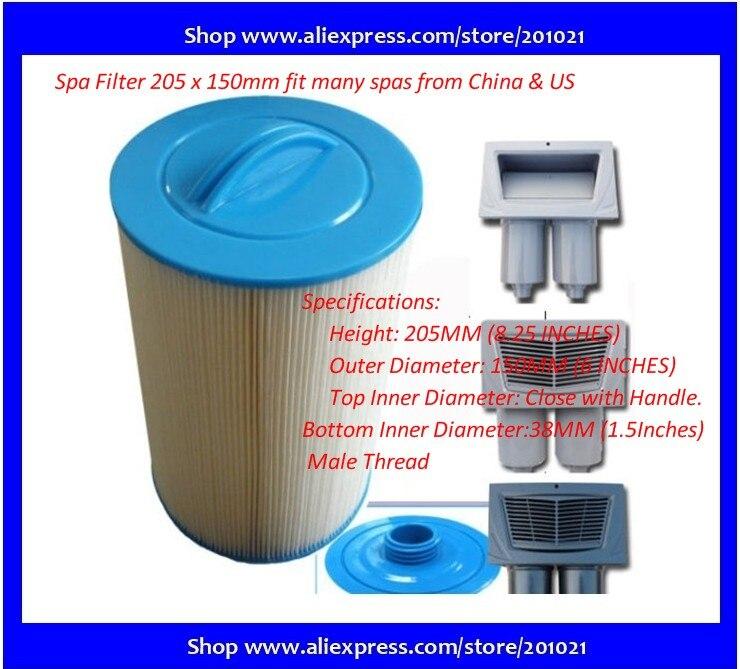 Горячая ванна спа фильтр + дешевой стоимости цена + хорошее качество + обычной почтой доставка