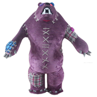 cosplay costumes adult Gloomy mascot costume bear costume for Halloween party