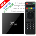 X96 1 GB/2 GB 2 GB/16 GB Amlogic S905X Quad Core Android 6.0 TV Box Wifi HDMI 2.0A 4 K * 2 K KDOI Malvavisco Media Player Set top box