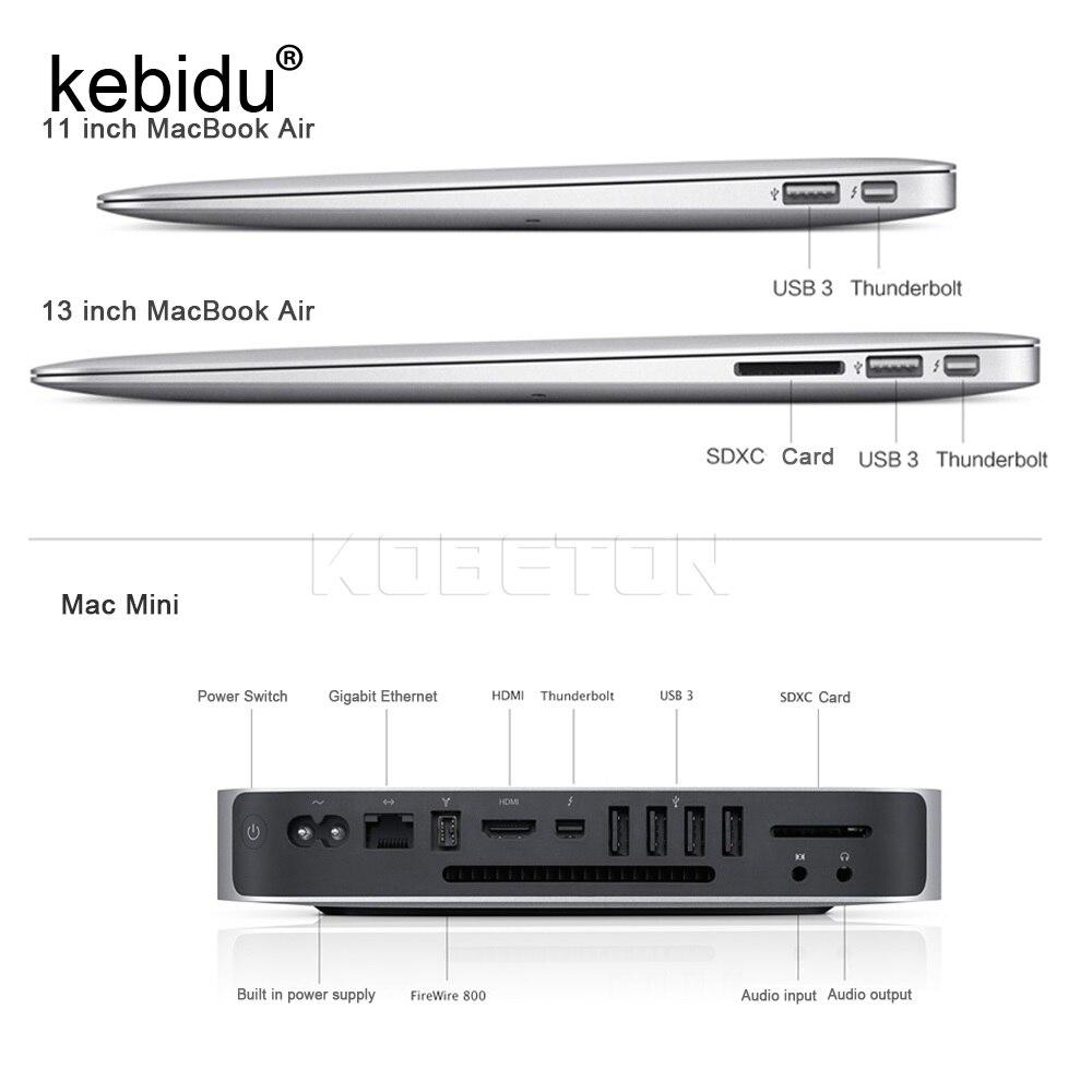 Kebidu Mini Displayport Displayport DP ZUM HDMI Adapter Kabel Für ...