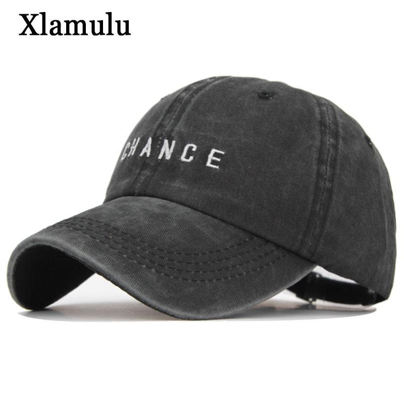 Xlamulu Fashion Brand Baseball Cap Hats For Men Snapback Women Casquette Caps Solid Color Bone Male Dad Cap Hip Hop Gorras Hat