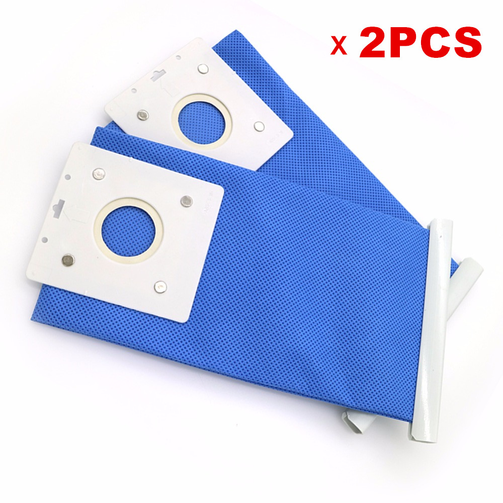 2PCS Vacuum cleaner Replacement Parts Non-Woven Fabric BAG For Samsung Vacuum Cleaner dust bag Long Term Filter Bag DJ69-00420B vacuum cleaner parts dust bag non woven fabric 11x10cm 5cm hole