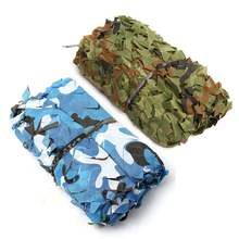 7m*2m Hunting Military Camouflage Net Woodland Army training Camo netting Car Covers Tent Shade Camping Sun Shelter decoration