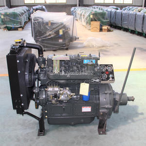Clutch Diesel-Engine with For-Sale ZH4102ZP 71hp Fixed-Power Weifang China-Supplier 52kw