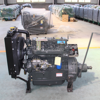 China supplier Weifang ZH4102ZP 71Hp 52kw fixed power Ricardoweifang Diesel engine with clutch for sale