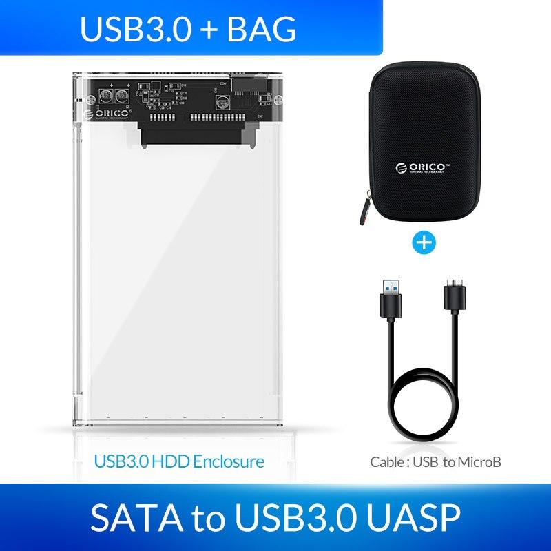 USB3.0 Add Bag