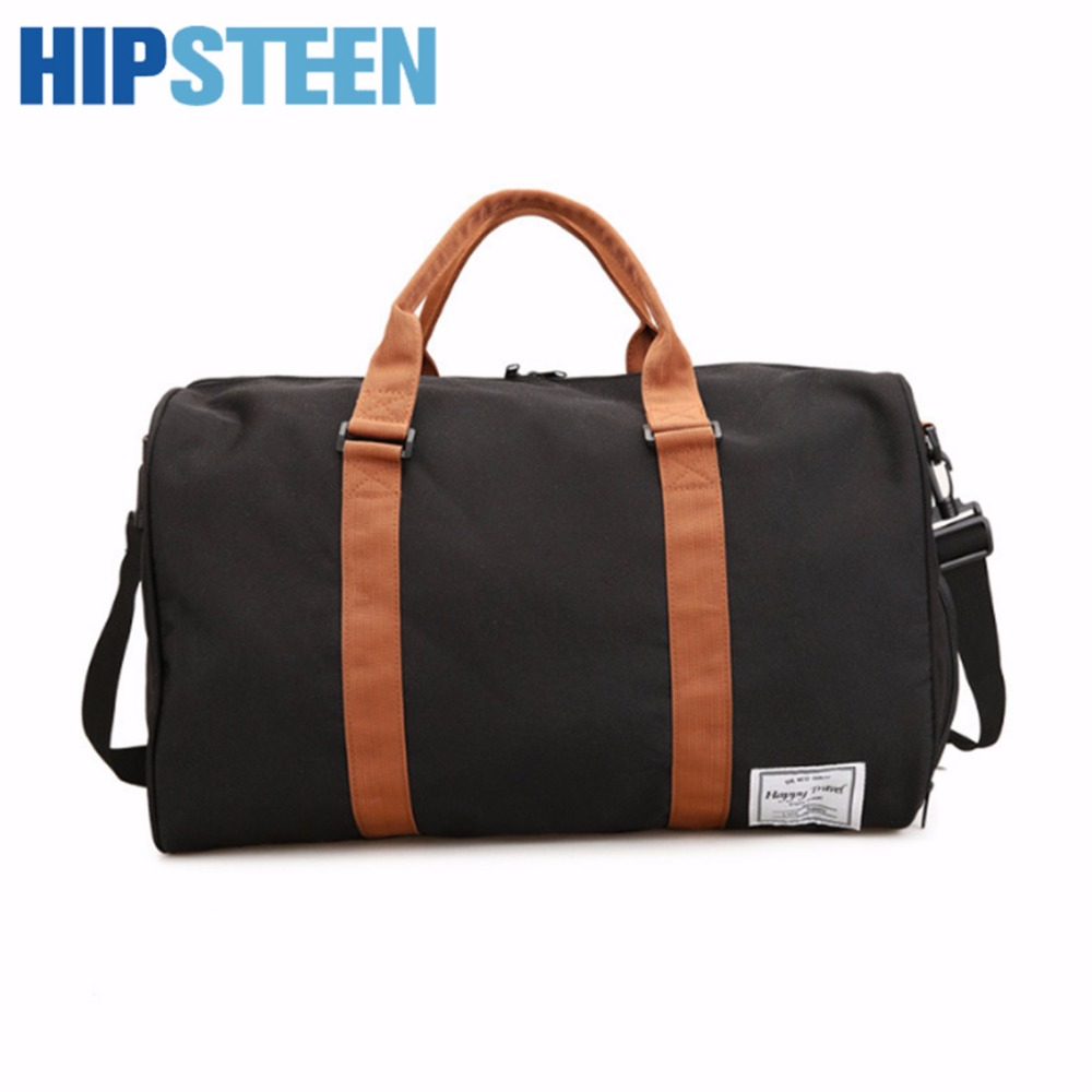 HIPSTEEN New Hot Women Travel Bag Female Short-Haul Travel Bag Handbag Bag With Large Capacity Zipper For Female Teenager Hot!!!