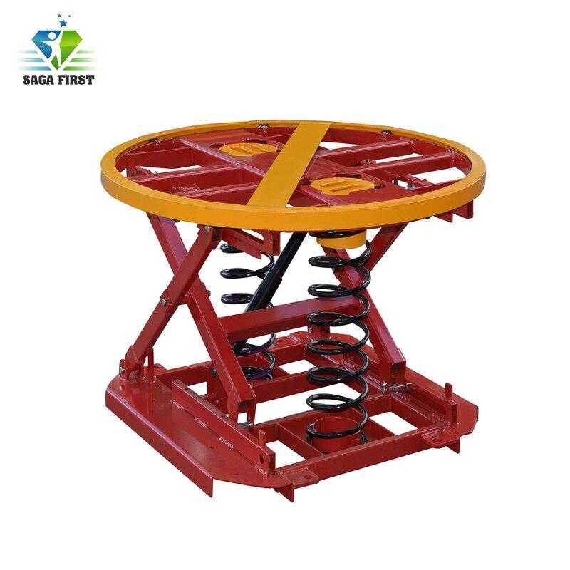 Automatic Spring Scissor Lift Table