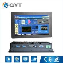 كمبيوتر لوحي صناعي 11.6 بوصة للاستخدام الصناعي مع انتل i3 2.3Ghz 4GB DDR4 32G SSD القرار 1366x768